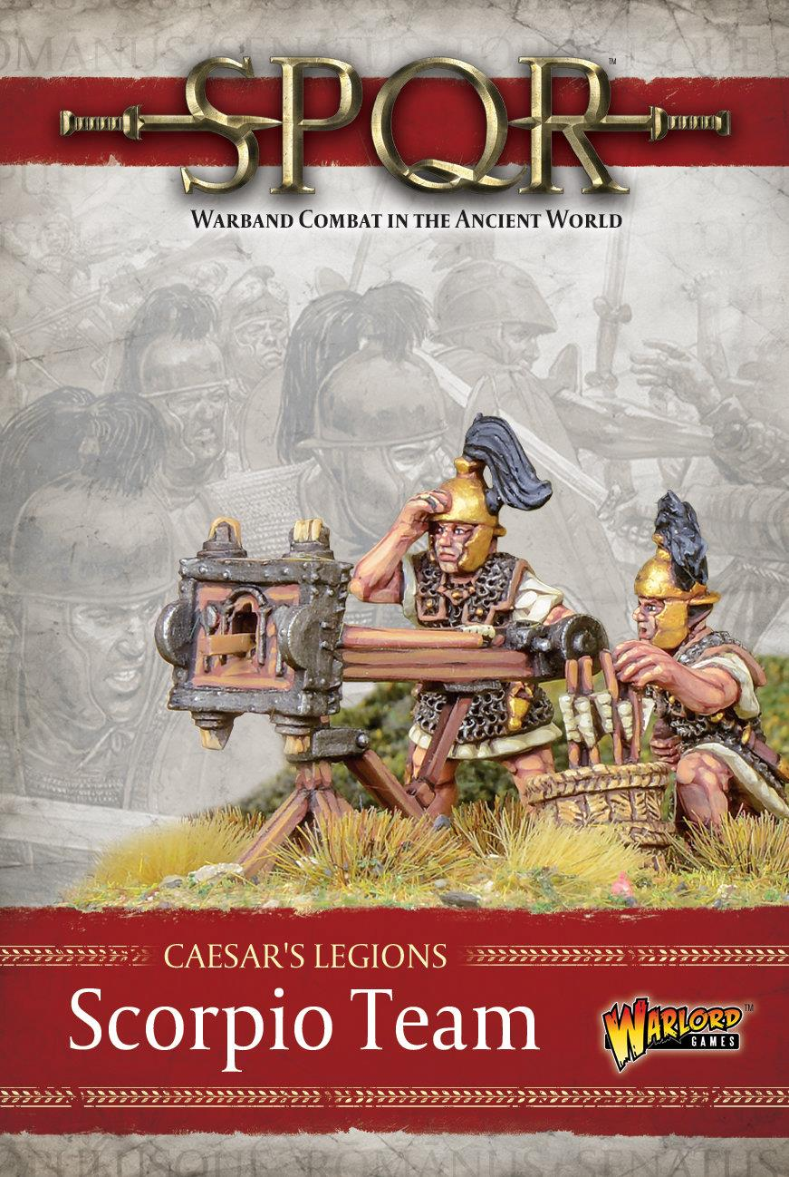 Caesar's Legions Scorpion Team