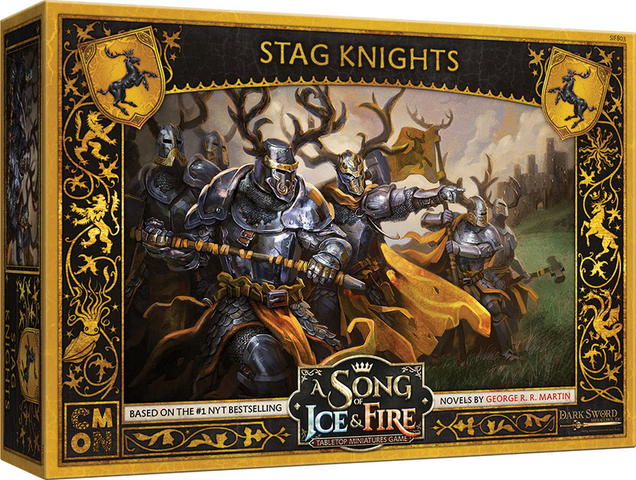 Baratheon Stag Knights
