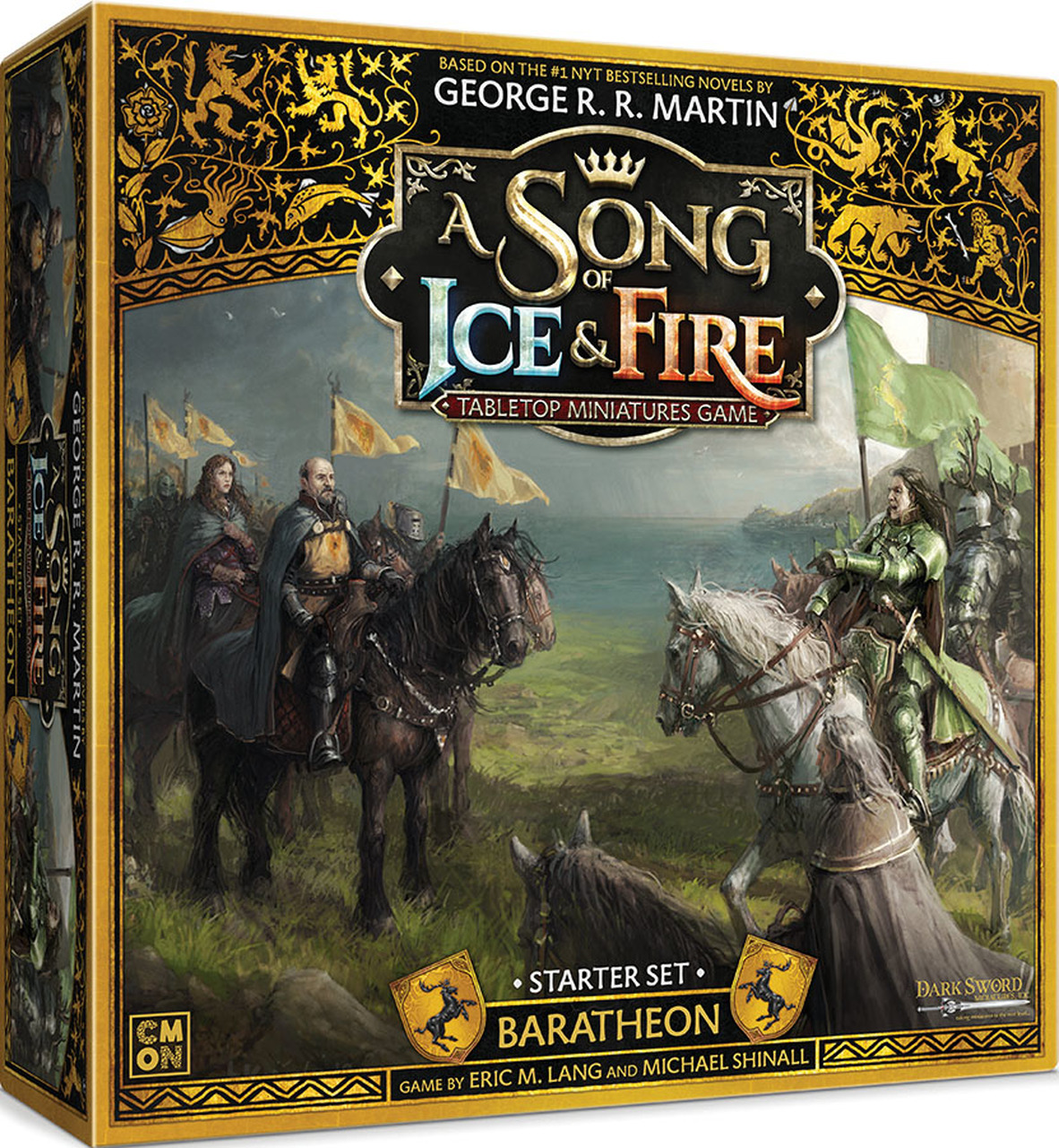 Baratheon Starter Set: A Song Of Ice and Fire Core Box - 20% discount