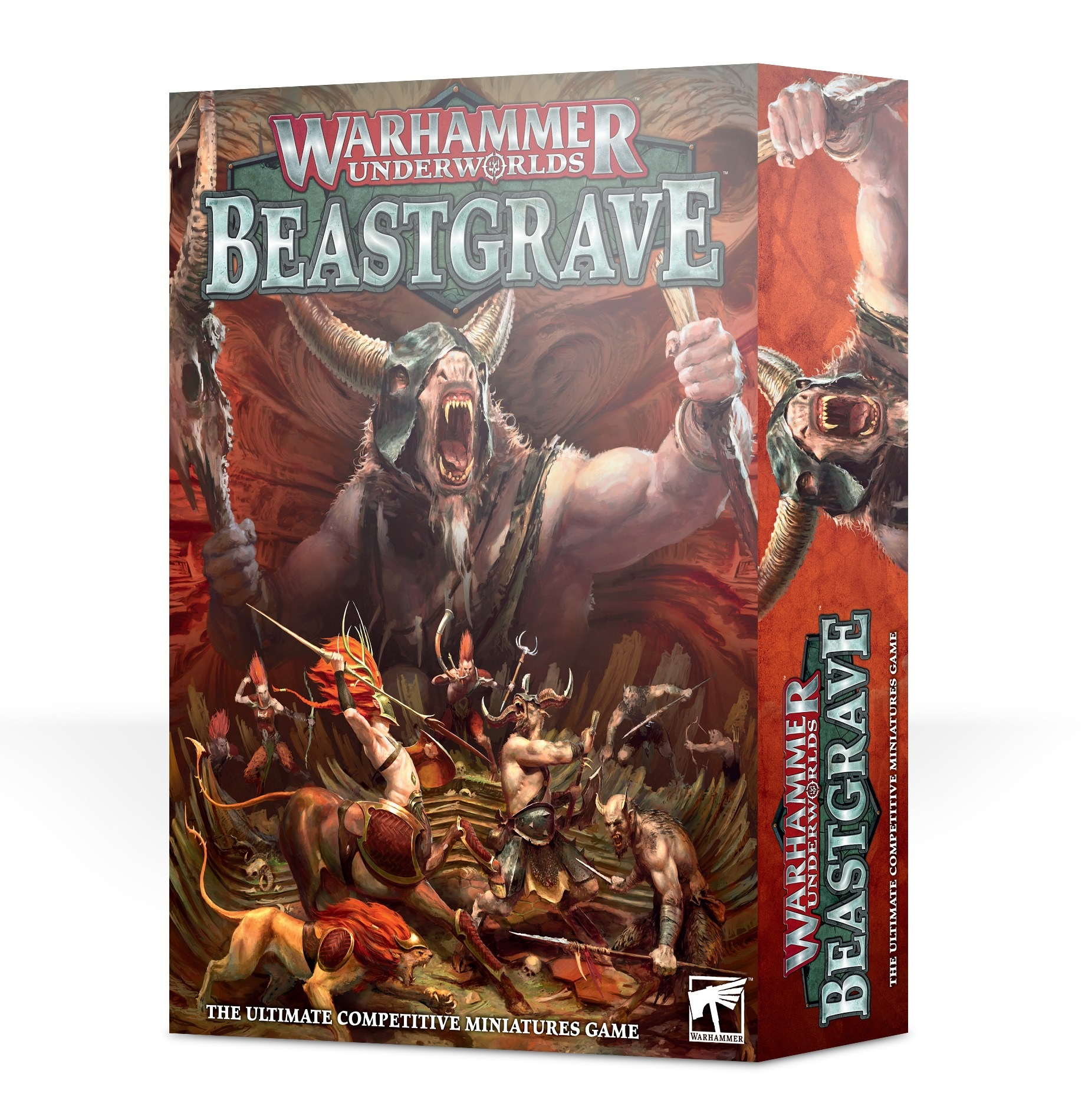 Beastgrave Starter Set (With FREE holographic fighter cards - while stocks last).