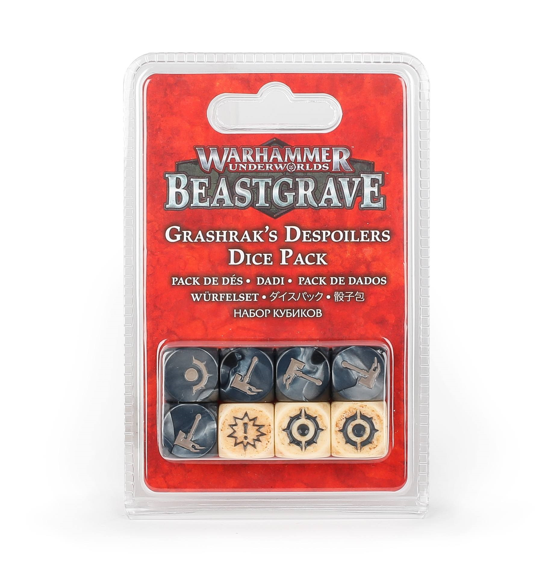 Grashraks Despoilers Dice Pack