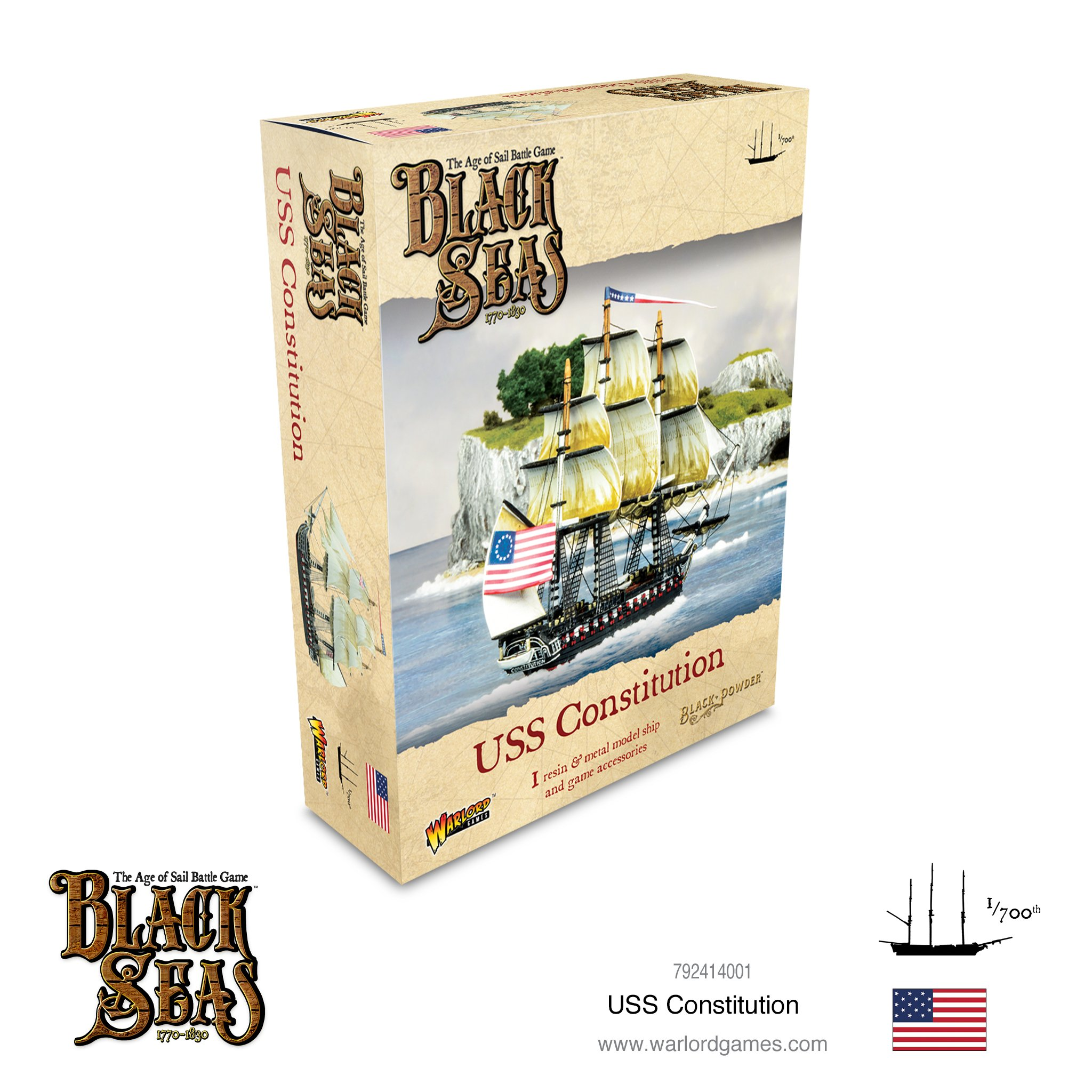 USS Constitution - 25% off  Black Friday