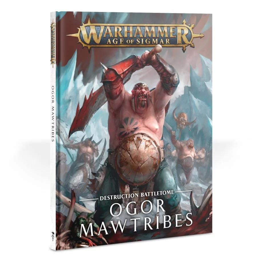 Battletome: Ogor Mawtribes