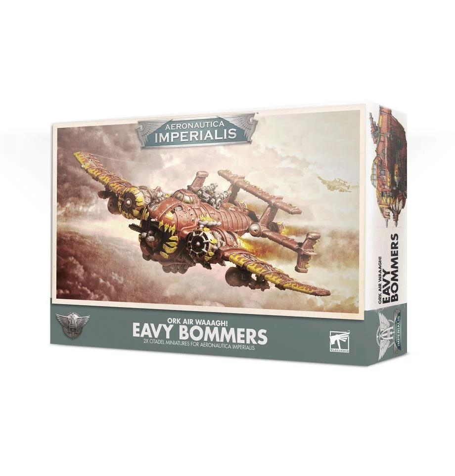 Ork Air Waaagh! 'Eavy Bommers