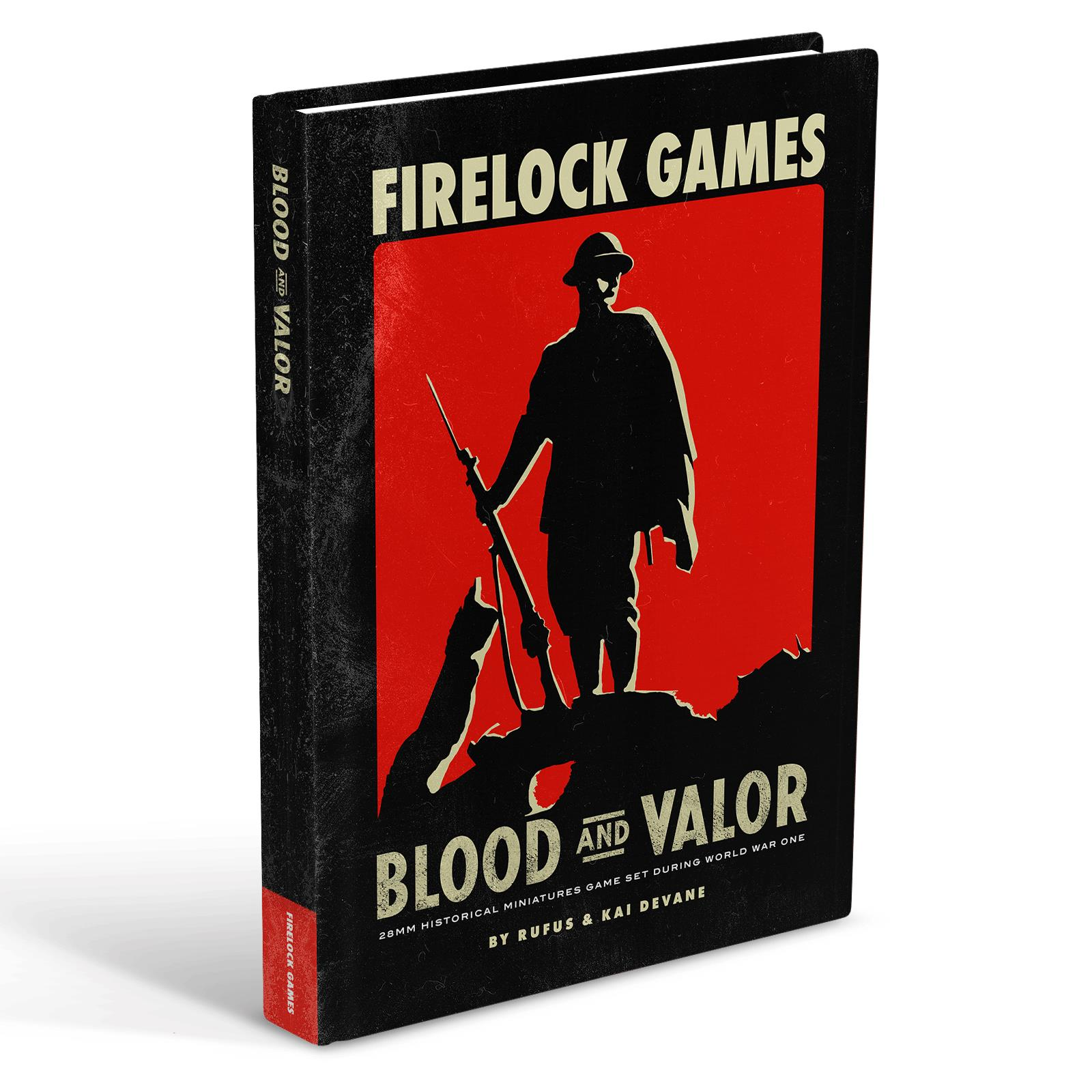 Blood & Valor Rulebook