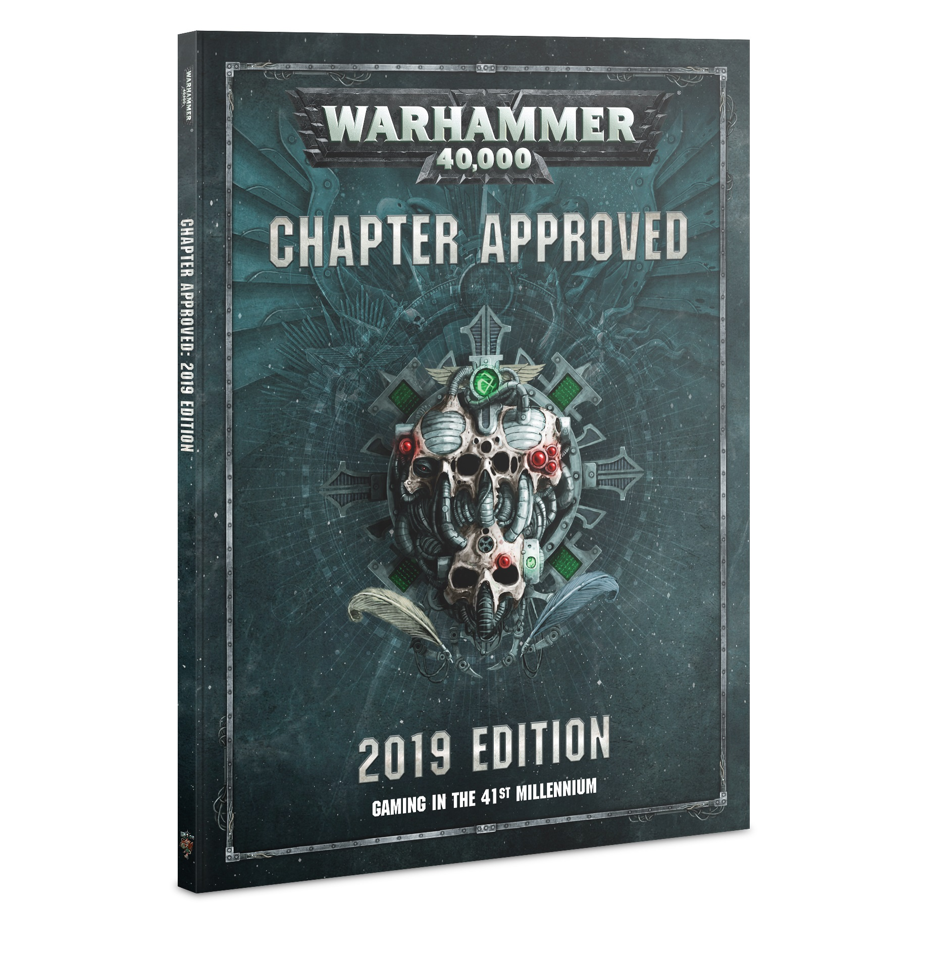 Warhammer 40,000:  Chapter Approved 2019