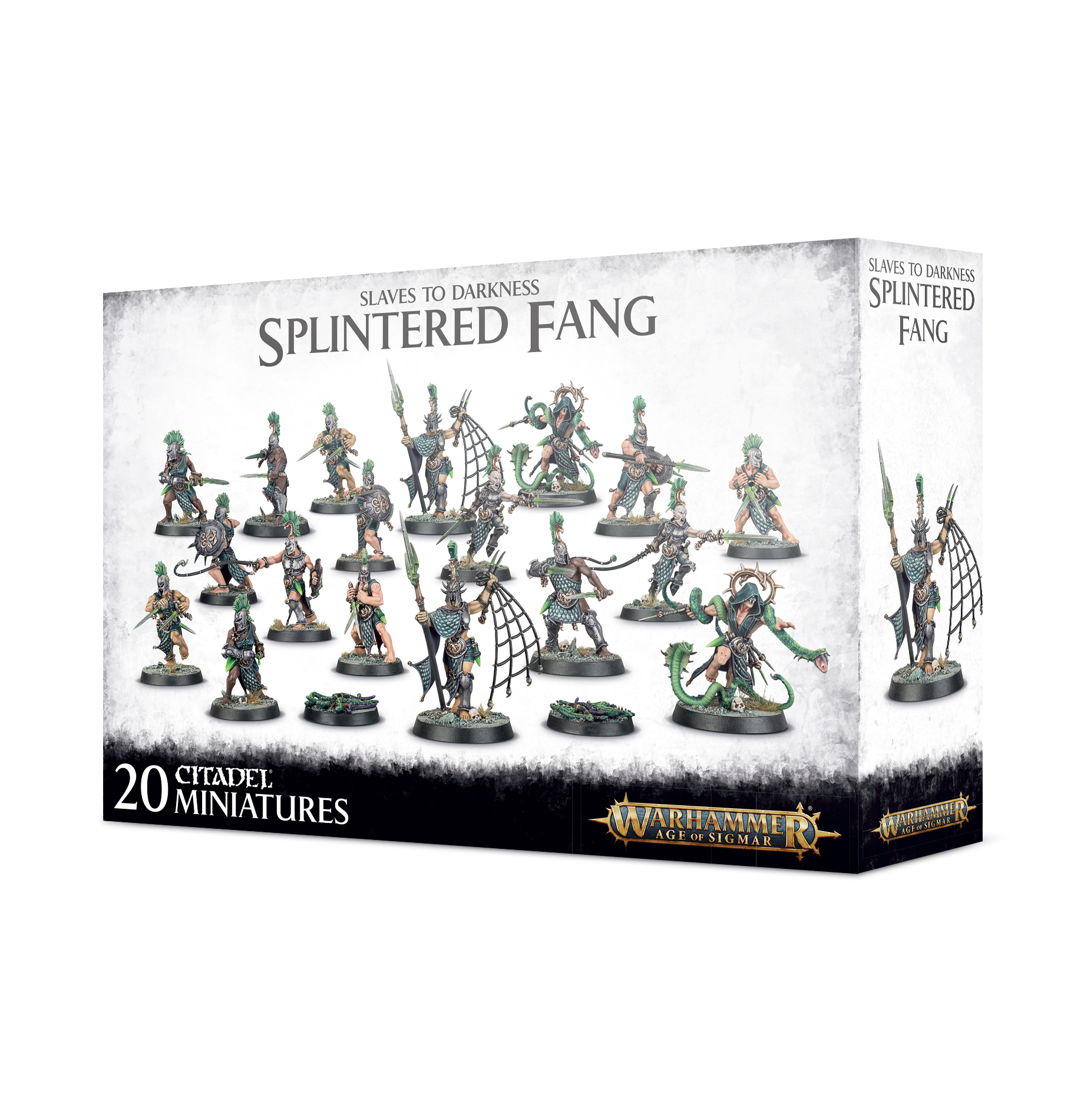Slaves to Darkness: Splintered Fang