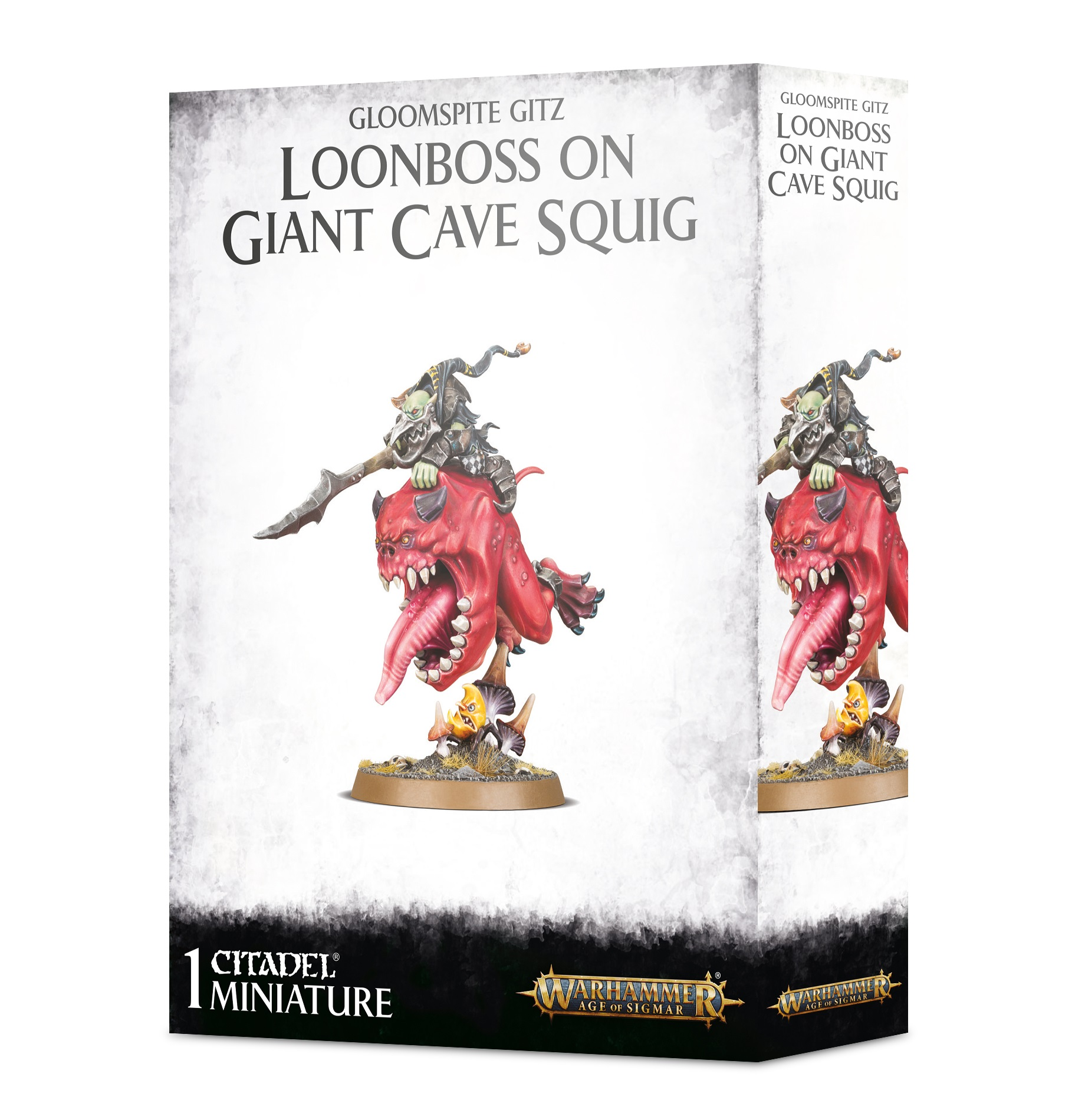Loonboss on Giant Cave Squig