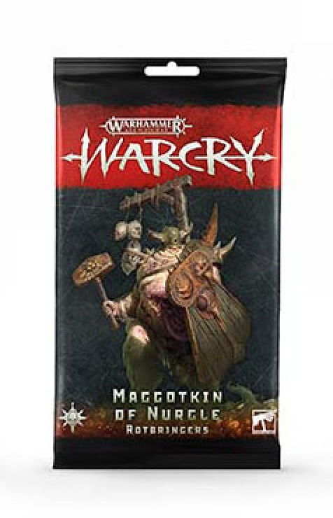 Warcry Cards: Nurgle Rotbringers