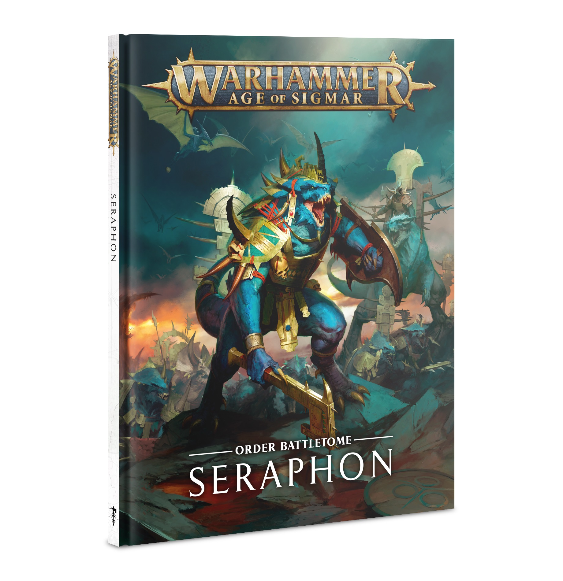 Battletome: Seraphon (2020)