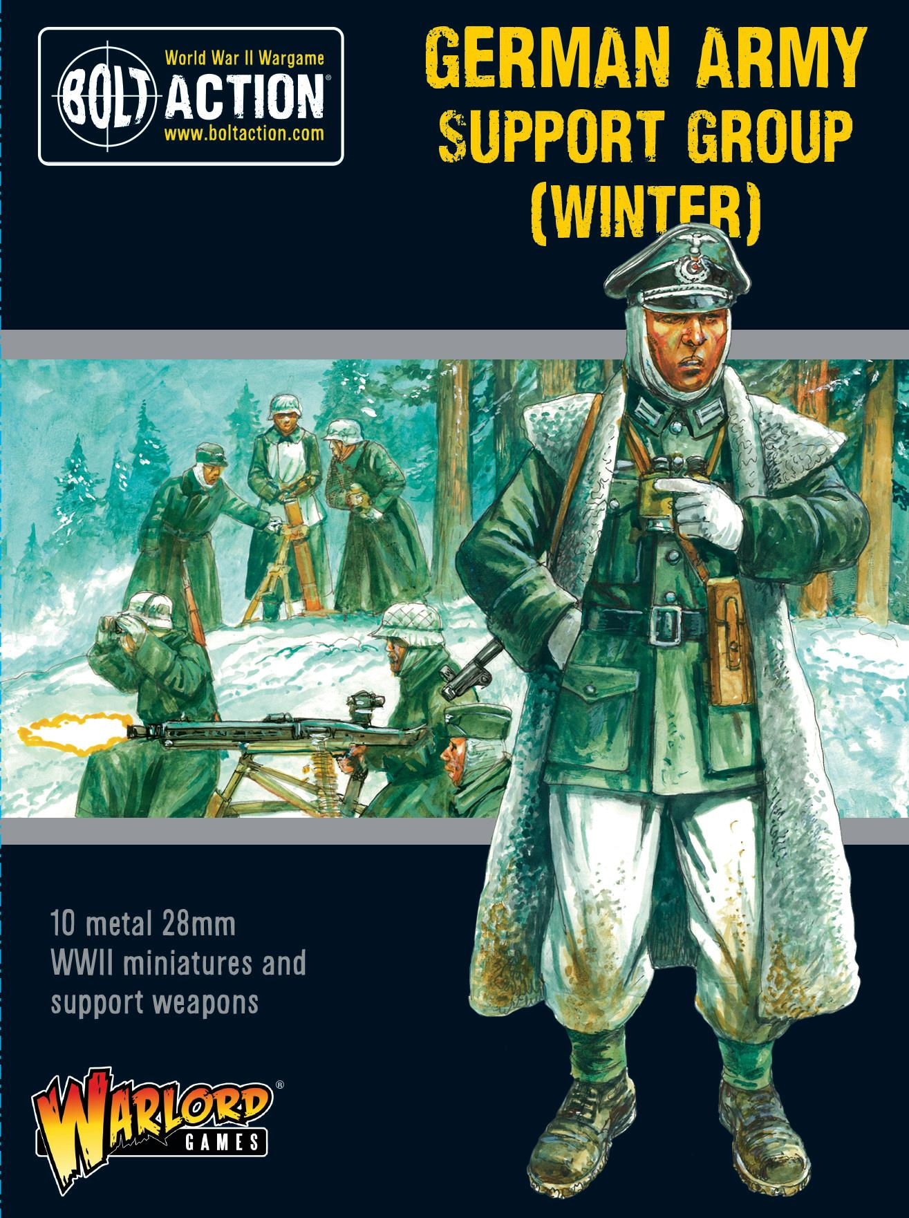 German Army (Winter) Support Group - 25% Off Black Friday