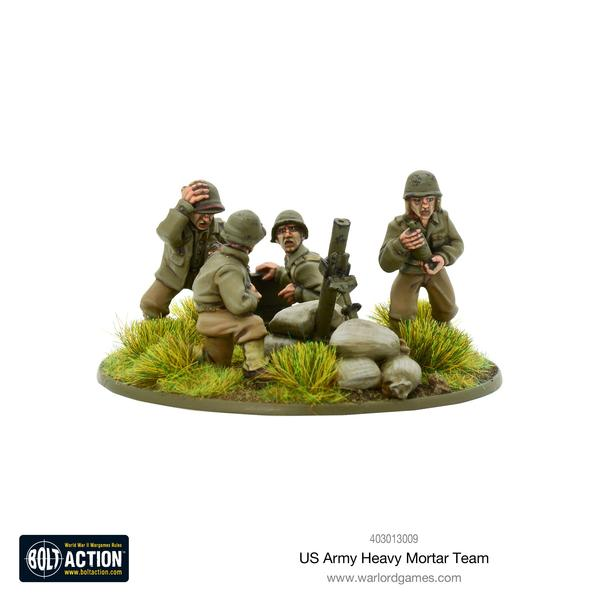 US Army heavy mortar team 25% off Black Friday