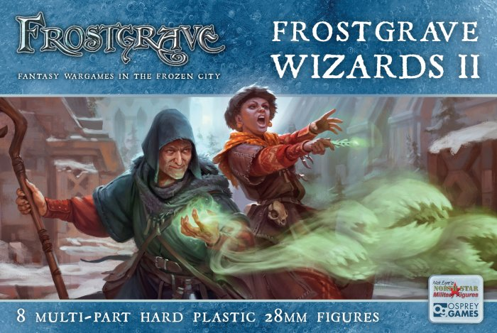 Frostgrave Wizards II