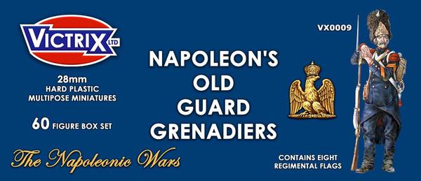 Napoleons French Old Guard Grenadiers