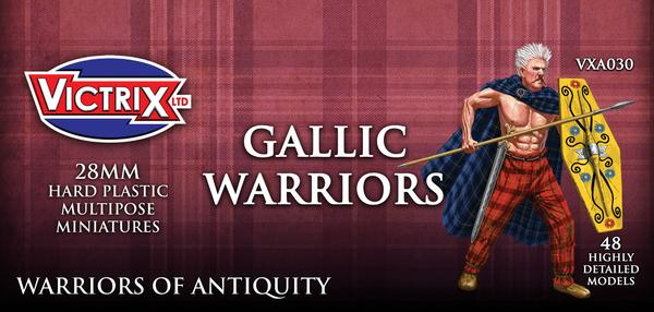 Ancient Gallic Warriors