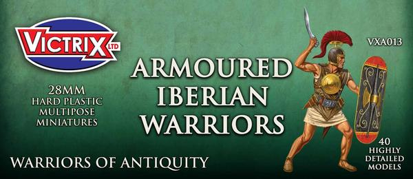 Ancient Iberian Armoured Warriors