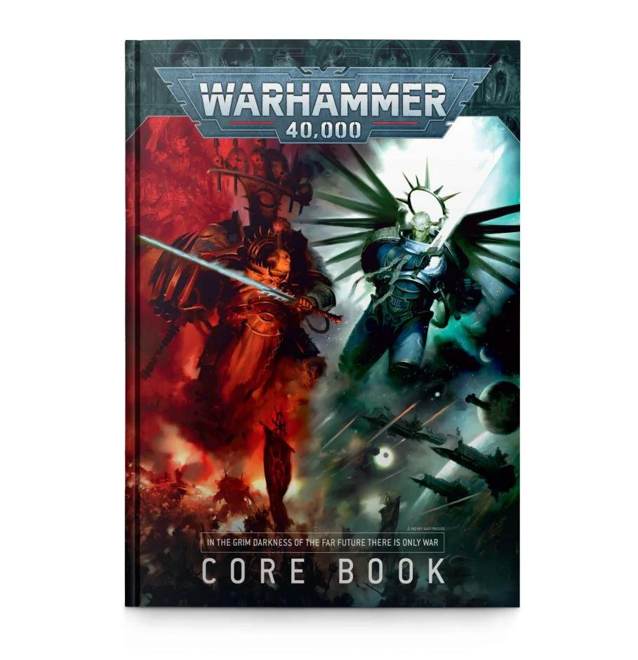 Warhammer 40000 Core Rulebook (2020)
