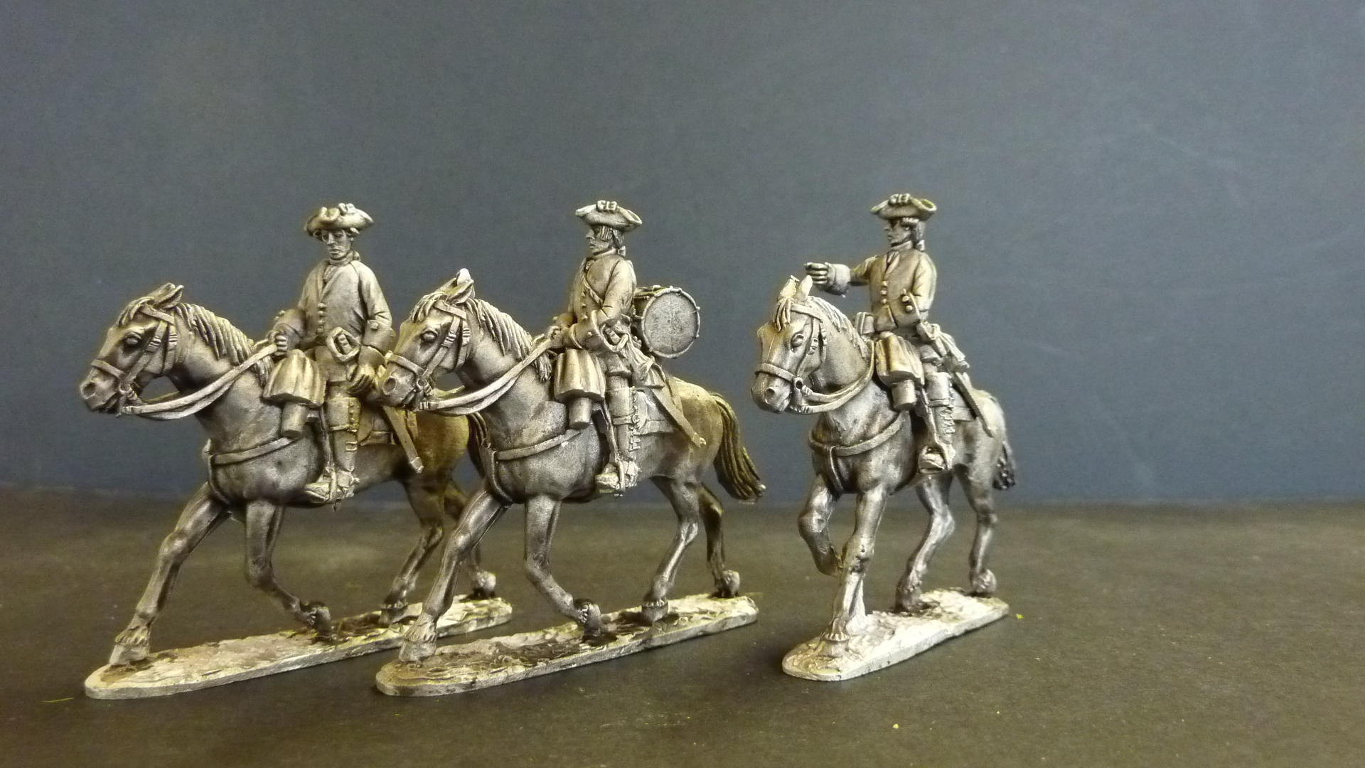 French Dragoon Command
