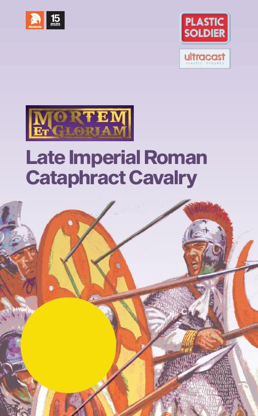 Late Imperial Roman Cataphract Cavalry
