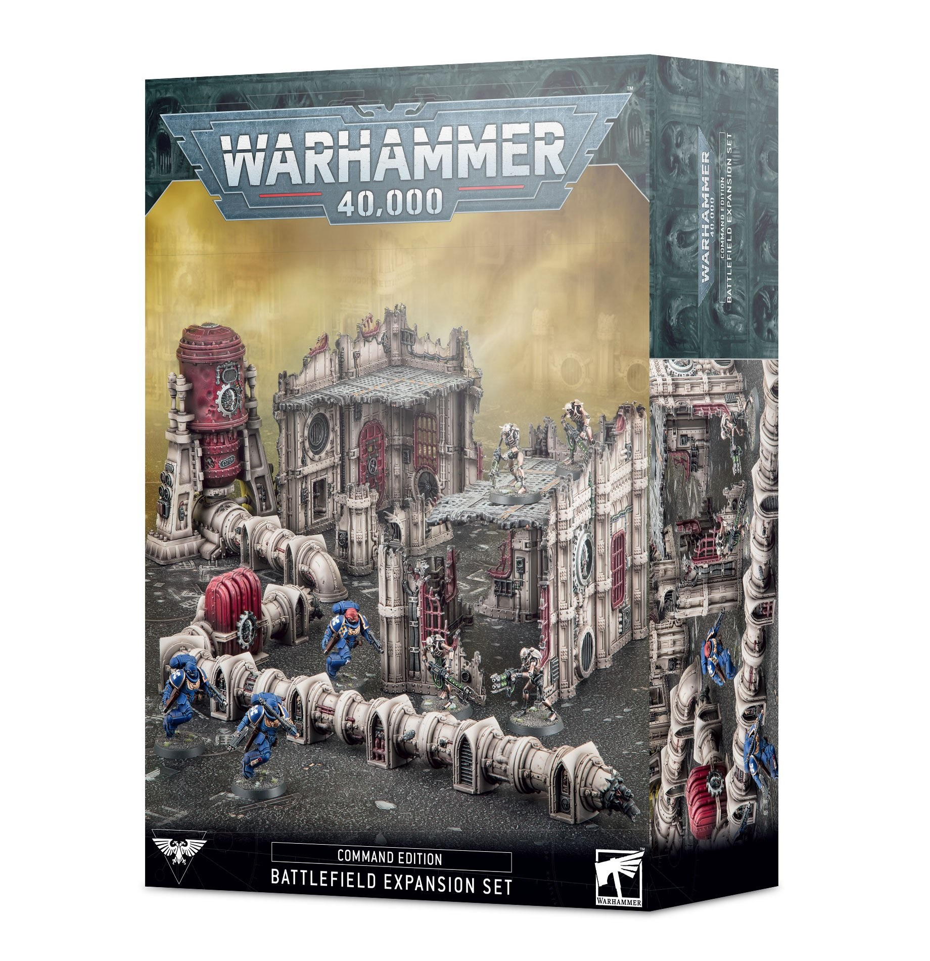 Command Edition Battlefield Expansion set
