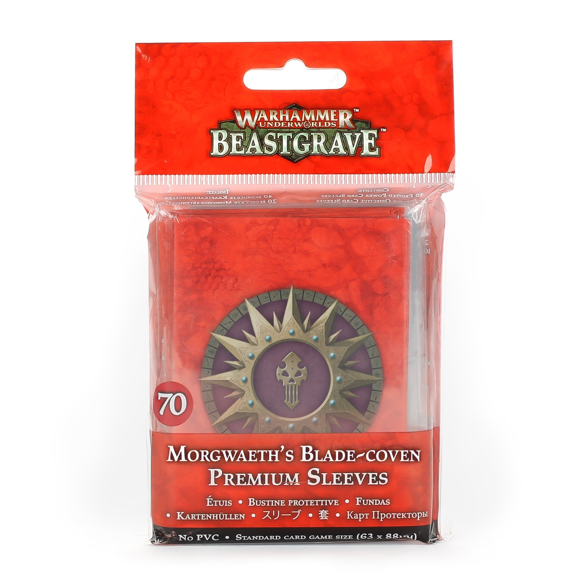Morgwaeth's Blade-coven card sleeves