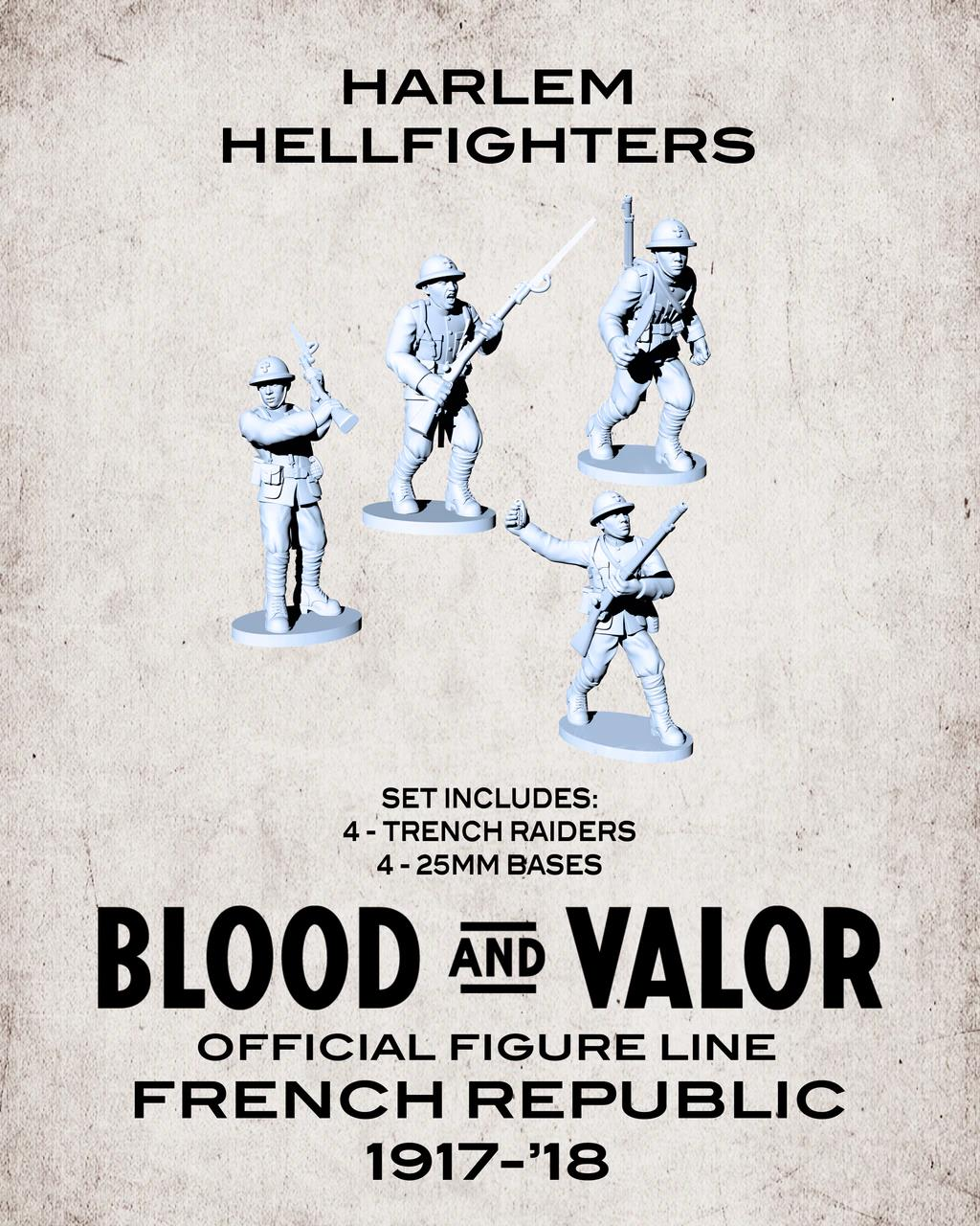 Harlem Hellfighters.  Black Friday