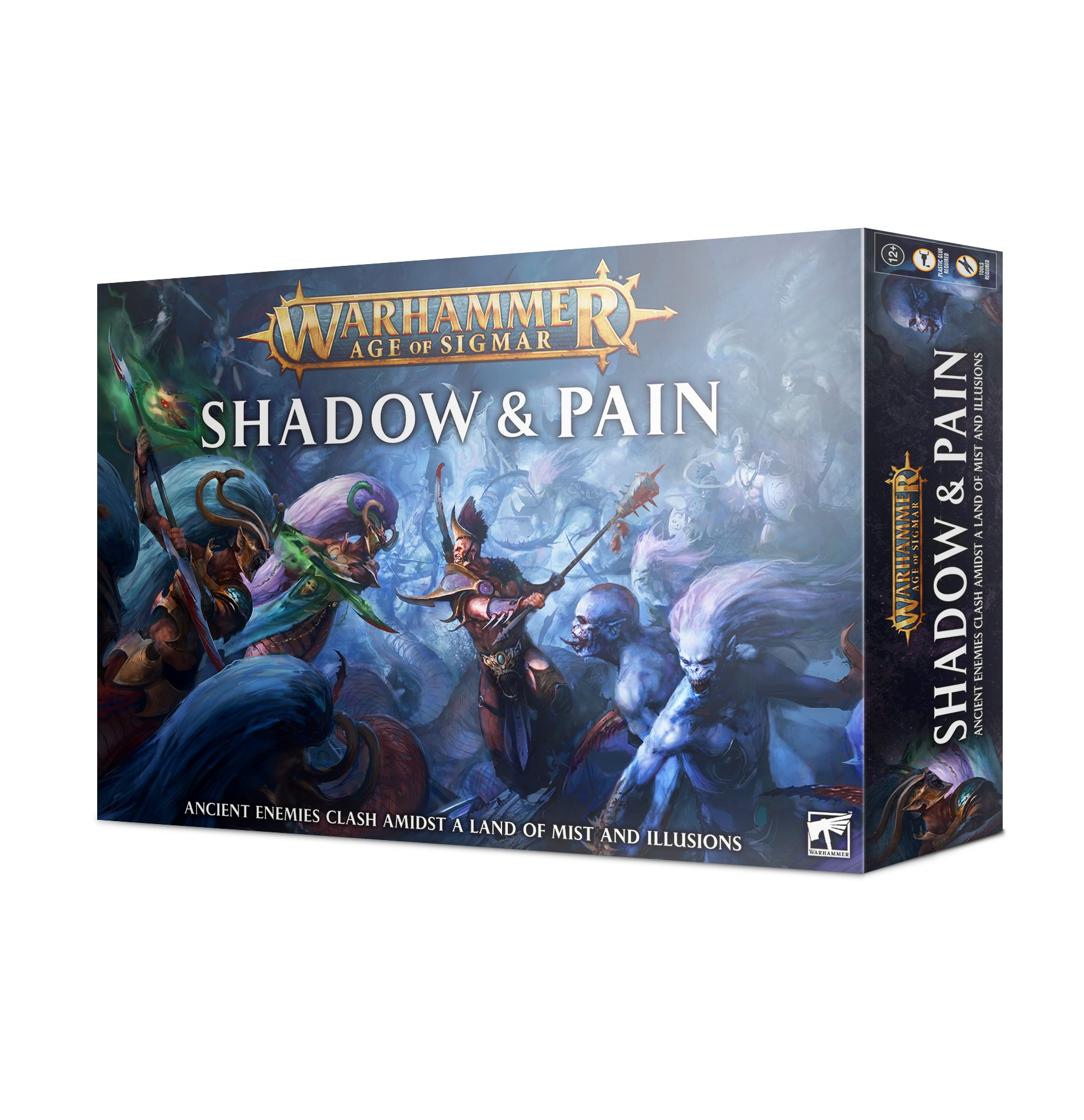Shadow and Pain Box set
