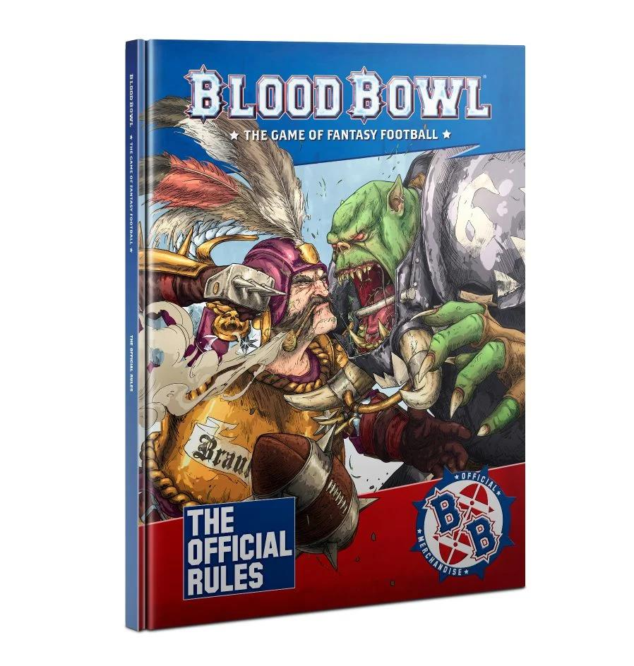 Blood Bowl: Rulebook - 20% Discount