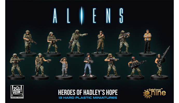 Aliens: Heroes of Hadleys Hope