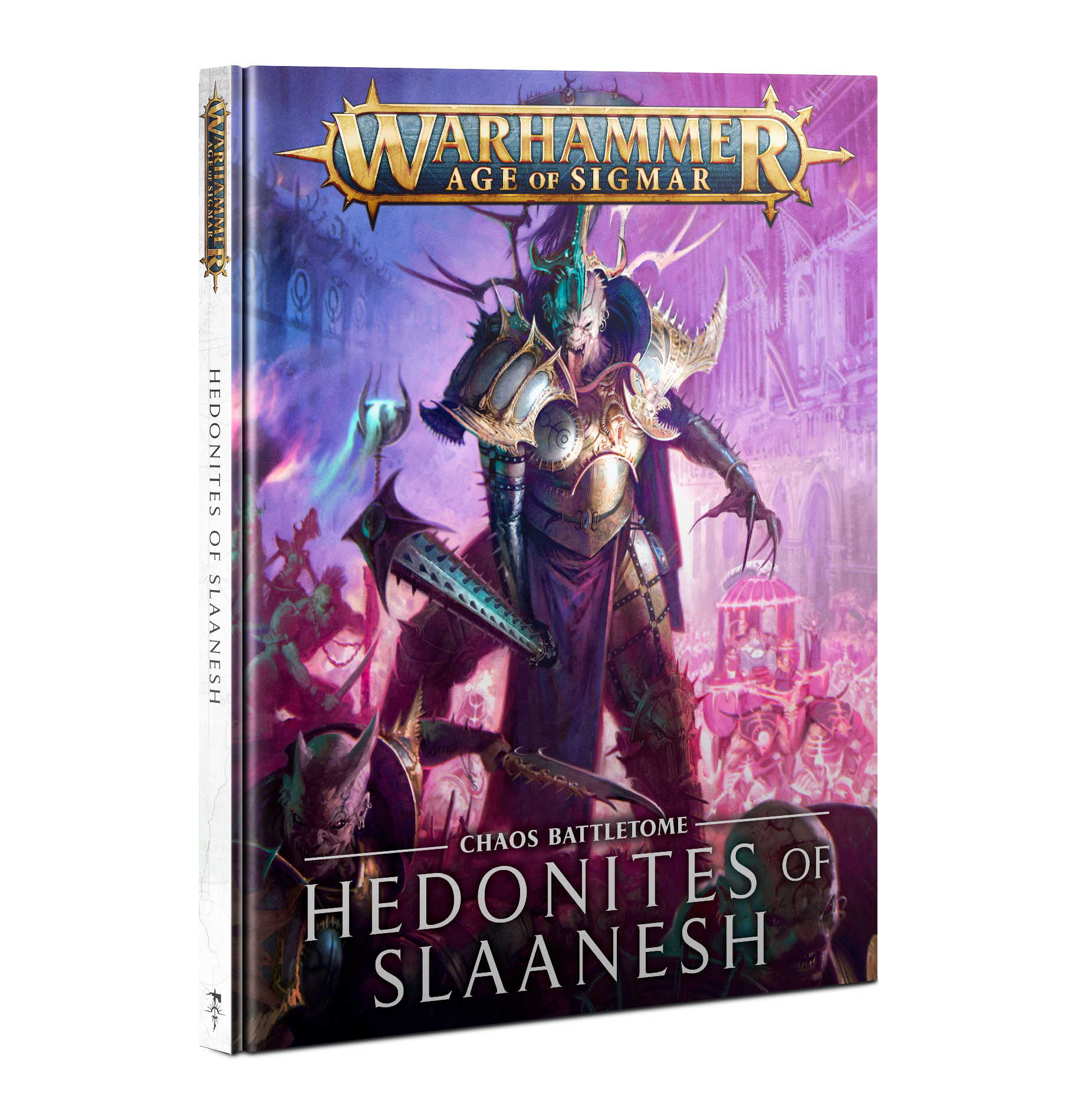 Battletome: Hedonites of Slaanesh