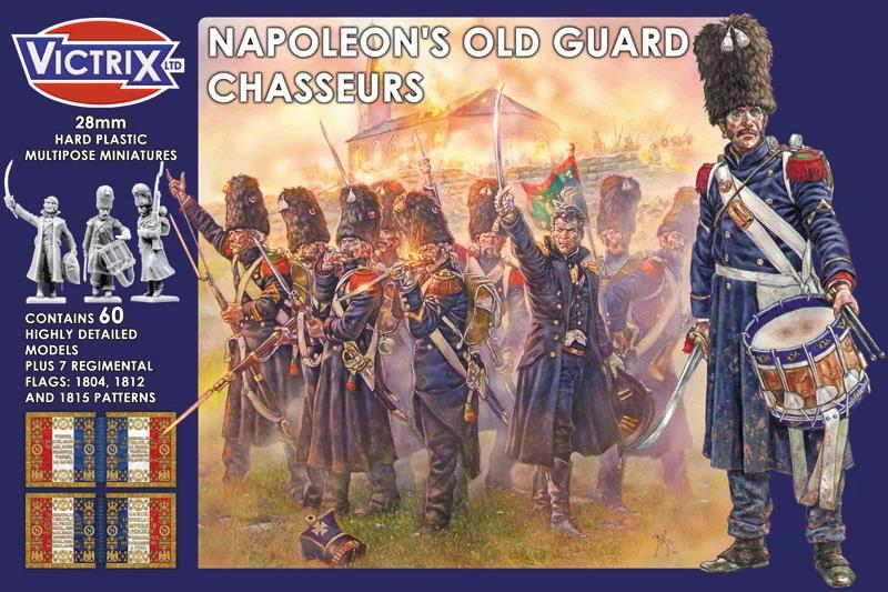 Napoleons French Old Guard Chasseurs