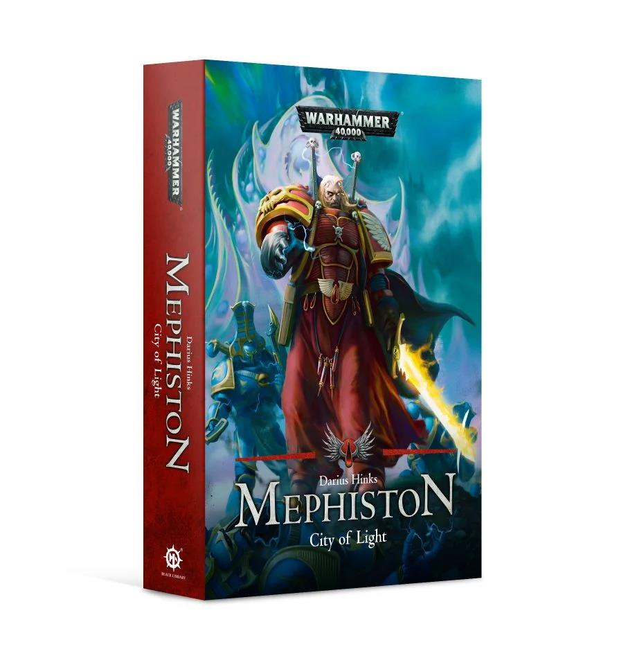 Mephiston City of Light (paperback)