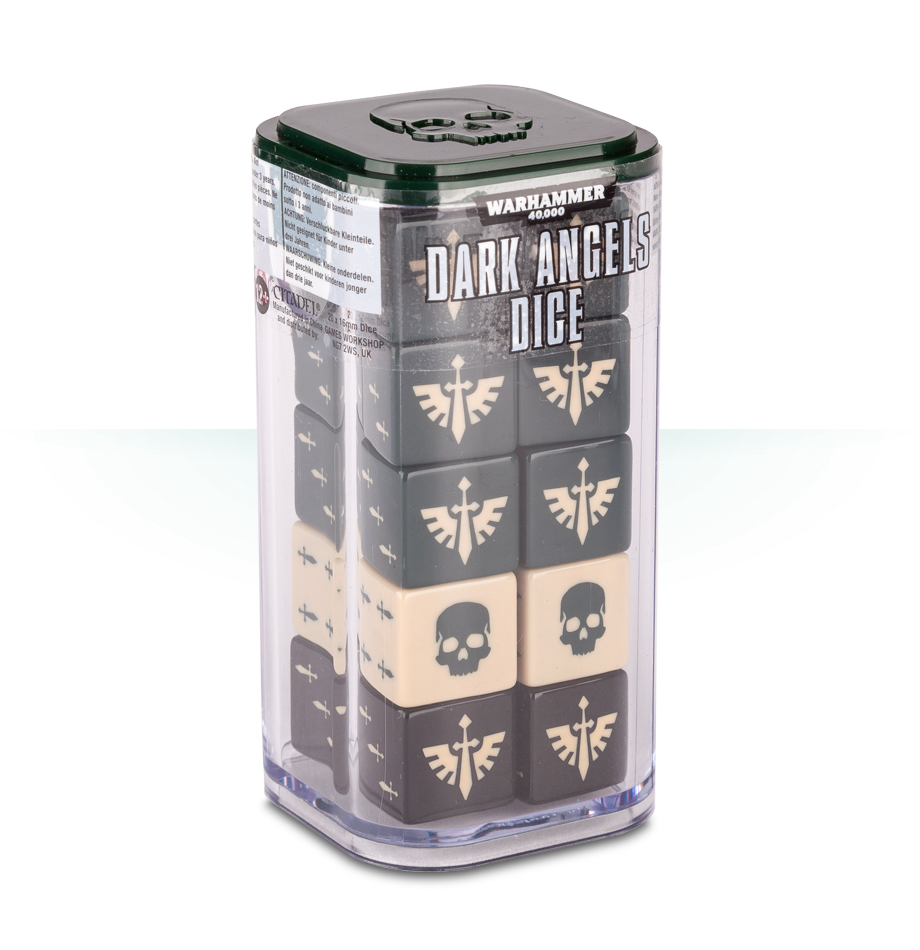 Dark Angel Dice