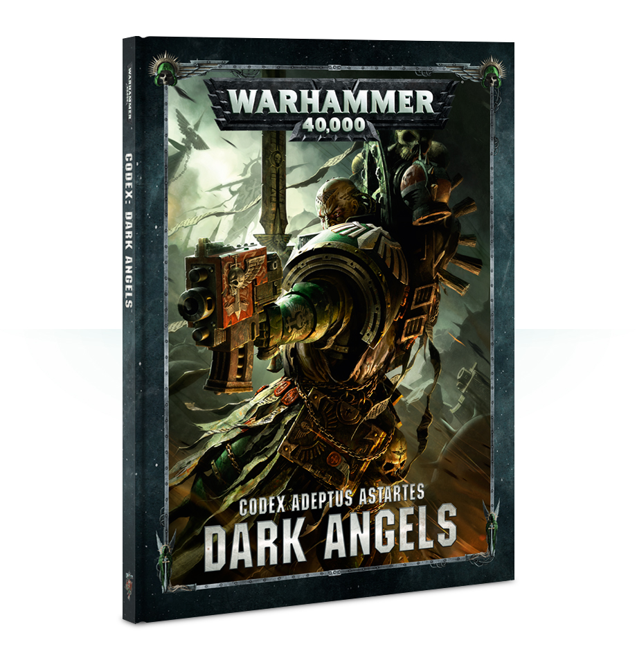 Codex: Dark Angels.