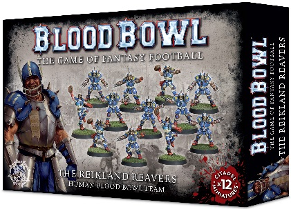 Blood Bowl - Reikland Reavers (Humans)