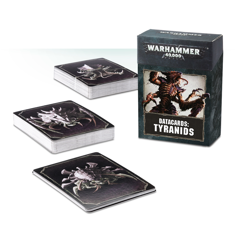 Data Cards: Tyranids