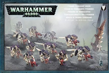 Tyranid Termagant Brood 2010