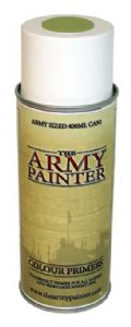 Army Green Colour Primary Spray