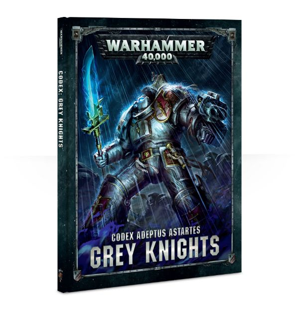 Grey Knights Codex