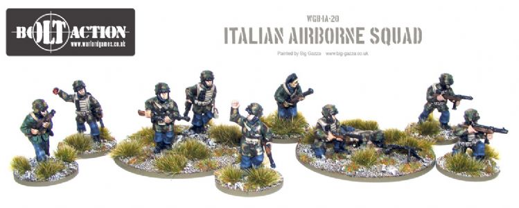 Italian Airborne Section
