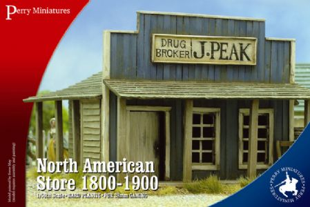 North American Store 1800-1900