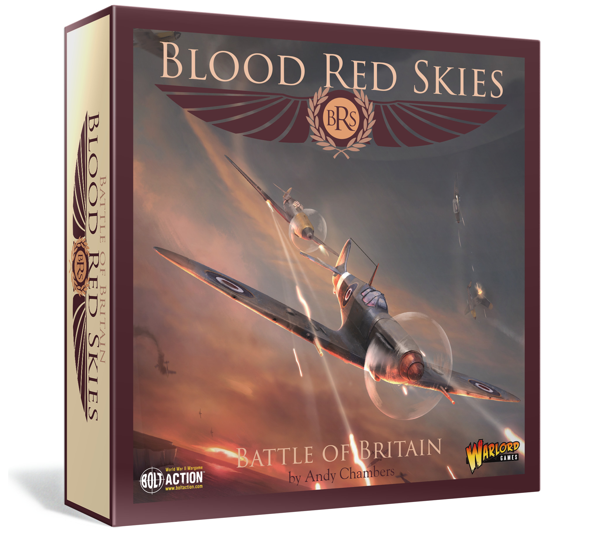 Blood Red Skies Game