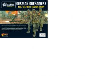German Grenadiers Starter Army - 25% Off Black Friday