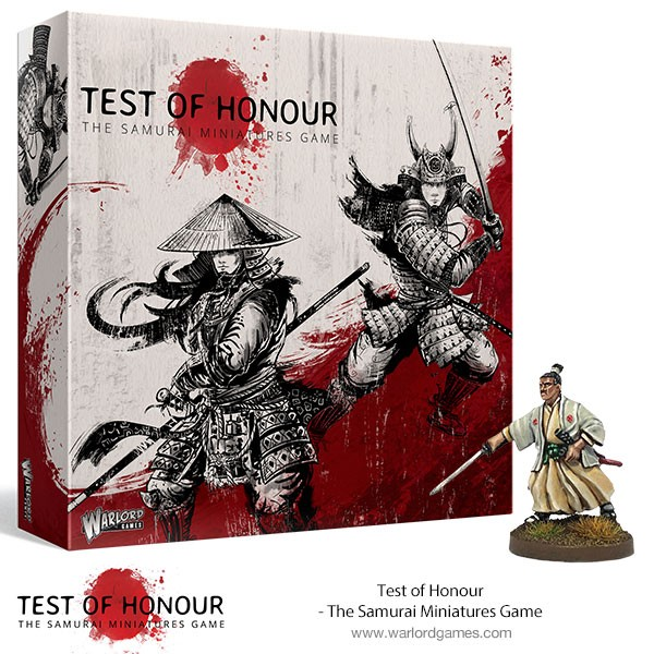 Test Of Honour - Samurai Game
