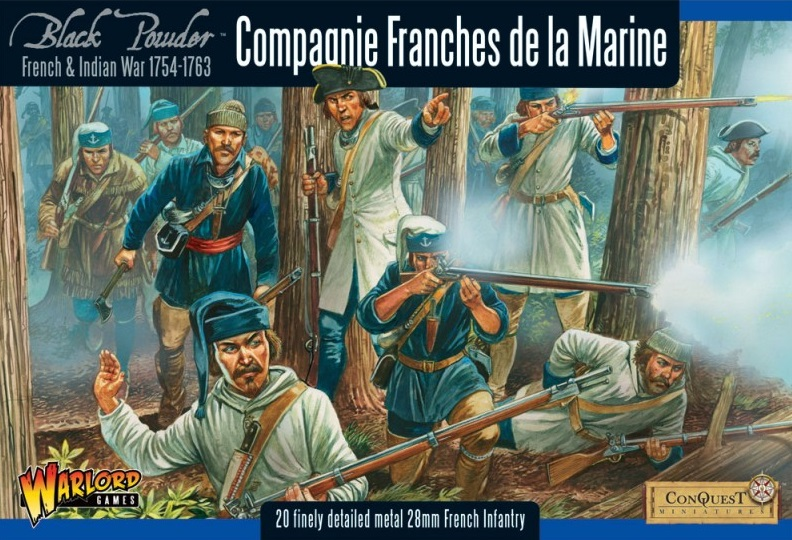 French Compagnie de la Marines