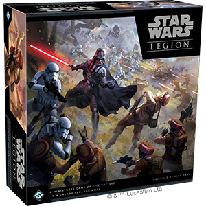 Star Wars Legion core set - 20% Discount