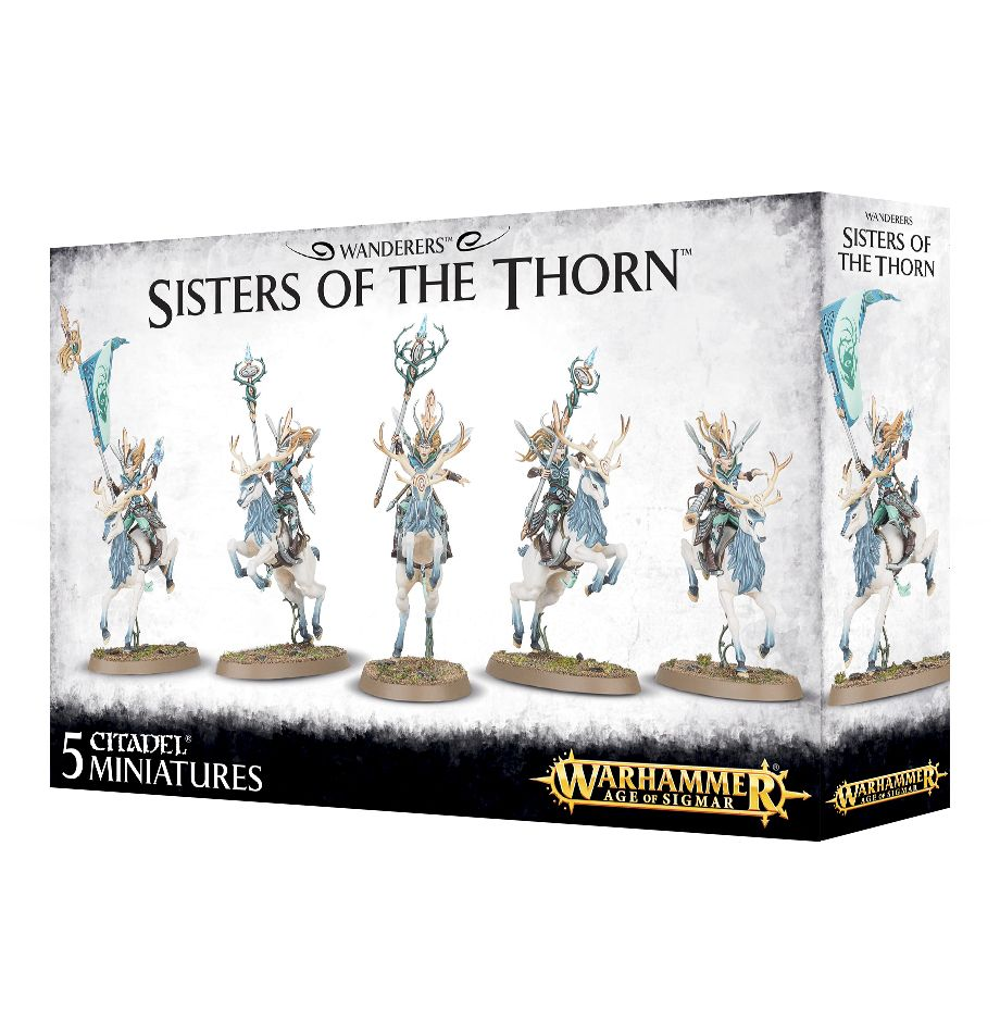 Wanderers Sisters Of Thorn