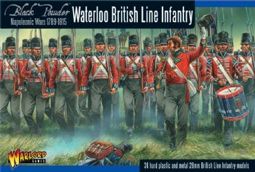 Napoleonic British Line Infantry (Waterloo)(24)