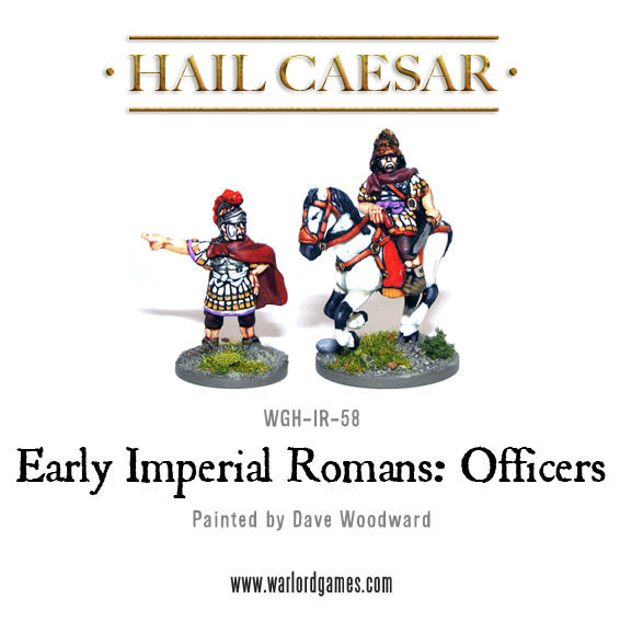 Early Imperial Romans: Officers