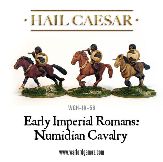 Early Imperial Romans: Numidian Cavalry pack